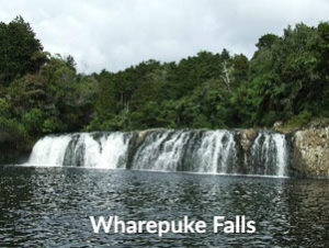Wharepuke-Falls